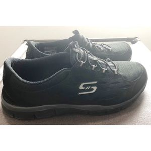 skechers gratis full circle black 8.5